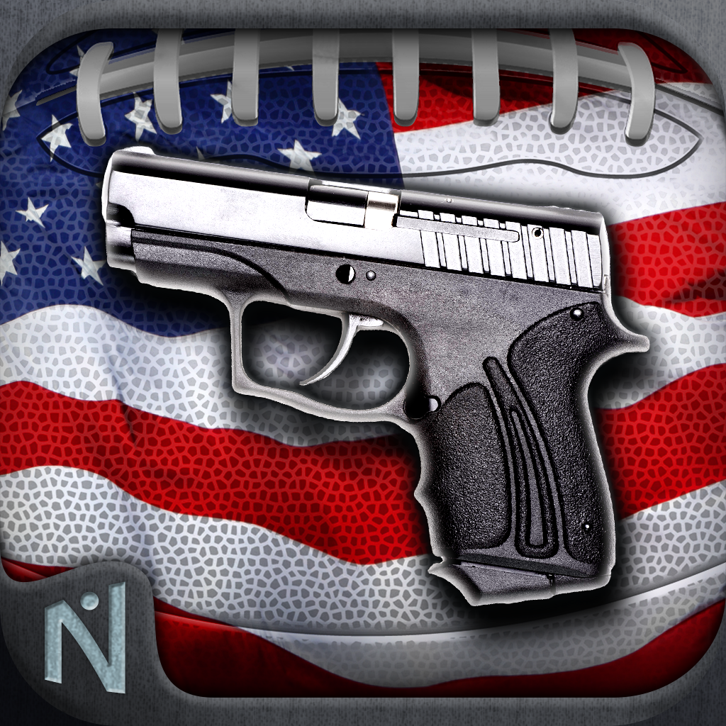 American Football: Guns & Balls by Naquatic LLC icon