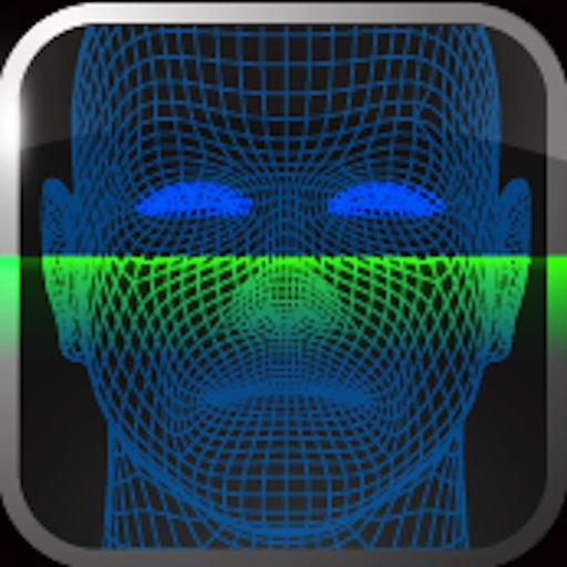 The Face Reader app icon